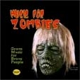 MUSIC FOR ZOMBIES (Verne Langdon) - Used CD