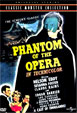 PHANTOM OF THE OPERA (1943) - Used DVD