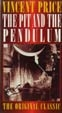 PIT AND THE PENDULUM, THE (1961) - Used VHS