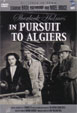 SHERLOCK HOLMES in PURSUIT TO ALGIERS (1945) - Used DVD