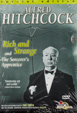 ALFRED HITCHCOCK: RICH AND STRANGE/SORCERER'S APPRENTICE - DVD