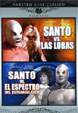 SANTO VS. THE SHE WOLVES/GHOST OF THE STRANGLER - DVD