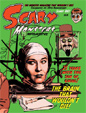 SCARY MONSTERS #80 (SON OF GHOUL Autographed!) - Magazine