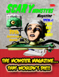 SCARY MONSTERS SPECIAL #1 - Magazine/Book