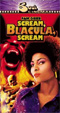 SCREAM BLACULA, SCREAM (1973) - VHS