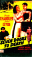 SEVEN DOORS TO DEATH (1944) - VHS