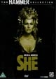 SHE (1965) - Used PAL DVD