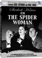 SHERLOCK HOLMES in THE SPIDER WOMAN (1944) - Used DVD
