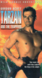 TARZAN AND THE TRAPPERS (1958) - Used VHS