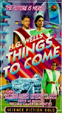 THINGS TO COME (1936) - VHS