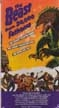 BEAST FROM 20,000 FATHOMS (1953) - Used VHS
