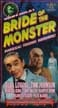 BRIDE OF THE MONSTER (1956) - VHS