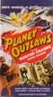 PLANET OUTLAWS (1939/1953) - VHS