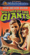 VILLAGE OF THE GIANTS (1965) - VHS