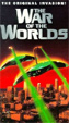 WAR OF THE WORLDS (1953/Red Box Art) - Used VHS